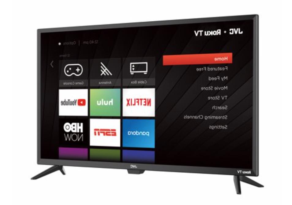 "JVC LT-32MAW388 32"" Class HD Smart LED TV"