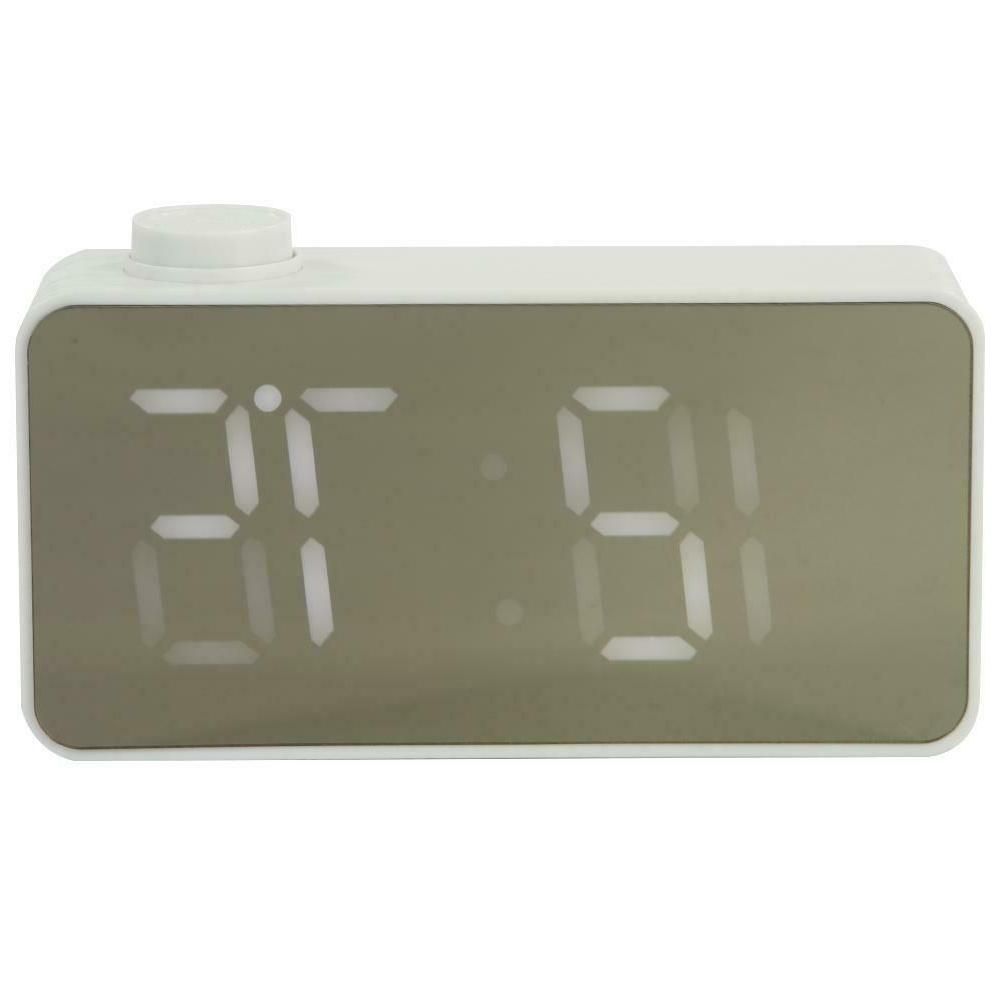 Mini LED Alarm Voice USB Desktop Thermometer WT7n