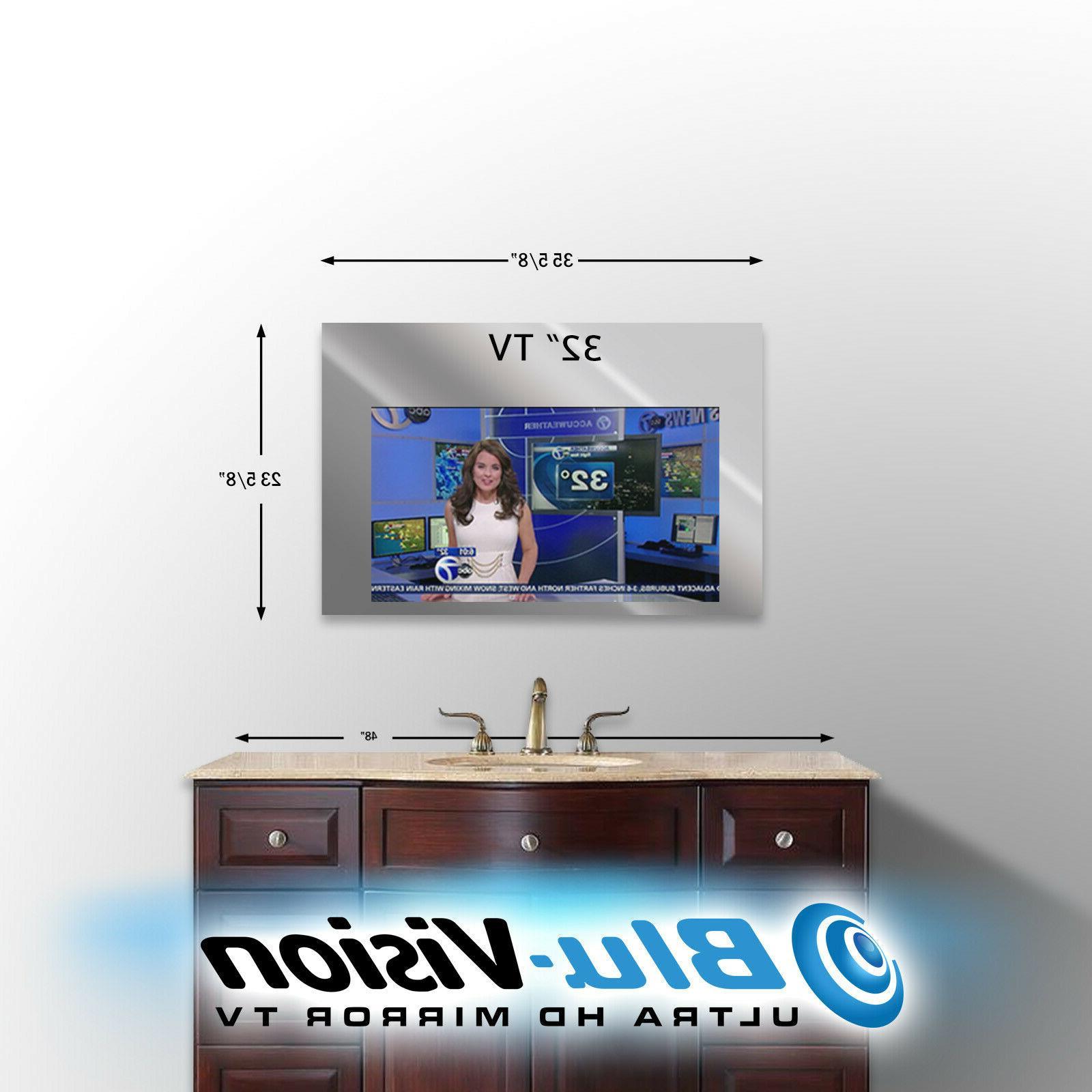 vanity mirror tv 28 led 720p tv
