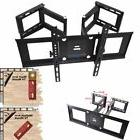 Full Motion 3D LCD LED Plasma Corner TV Wall Mount 37 42 46