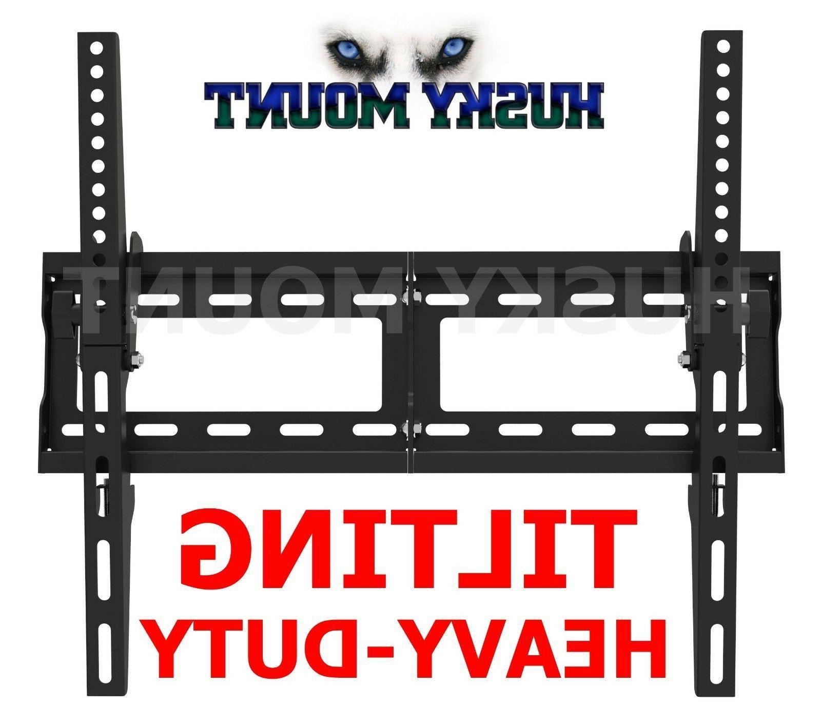 Husky MountTM 24 - 65 Inch Tilt Flat TV Wall Mount. Low Prof