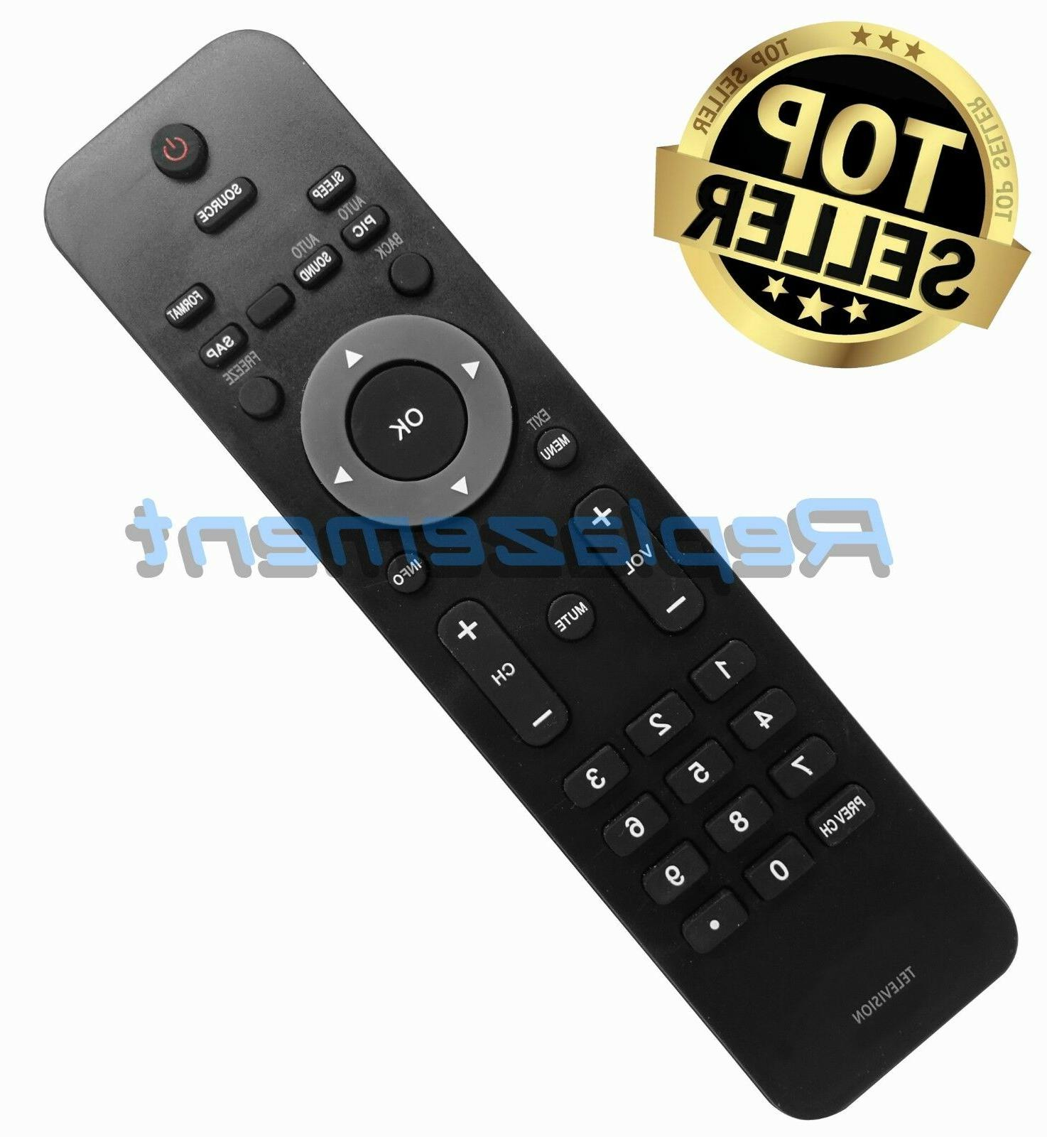 new lcd led tv remote for philips