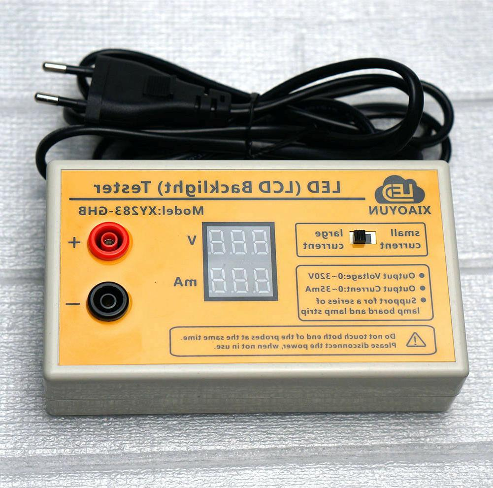 New Strip Test Current and Voltage ,