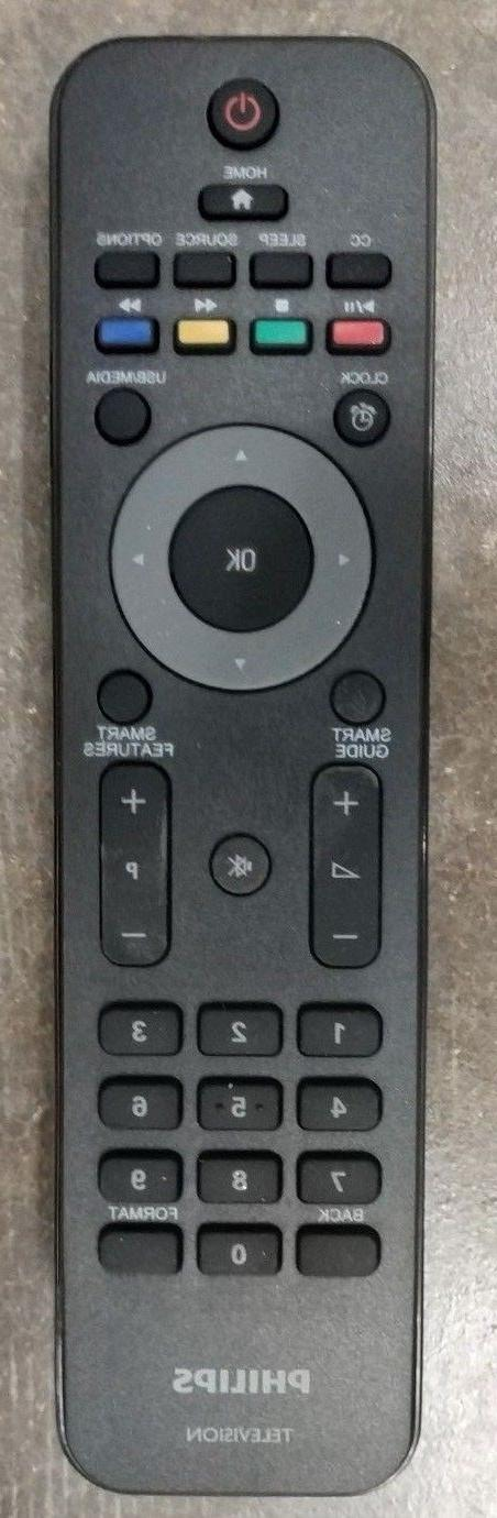 new philips replacement tv remote control