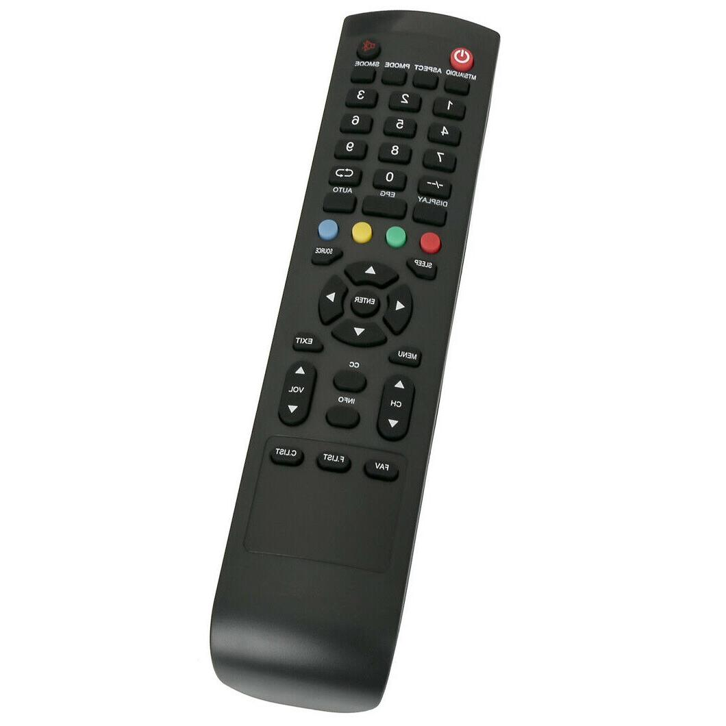 New Remote Control fit for Proscan LED TV PLDED3996A PLED243