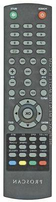 NEW Proscan Remote Control for PLDED5035AEUHD, PLDED5069C, P
