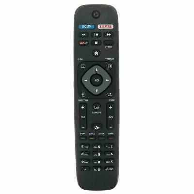 NEW REPLACEMENT PHILIPS SMART TV REMOTE NETFLIX VUDU FOR 32P