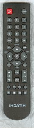 Hitachi OEM LED TV Remote Control X490002