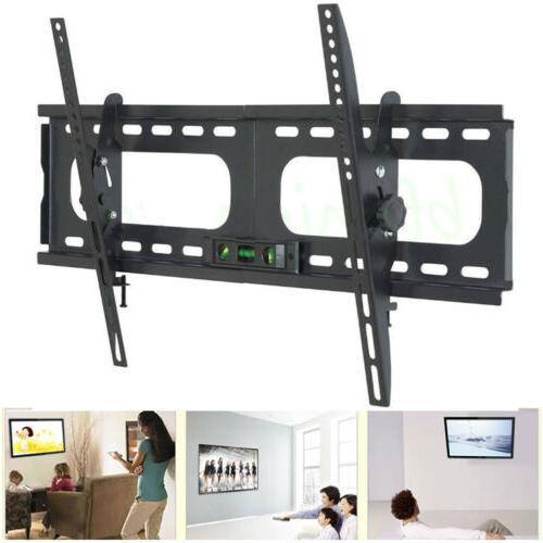 premium tilt tv wall mount large holder