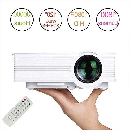 projector multimedia home theater