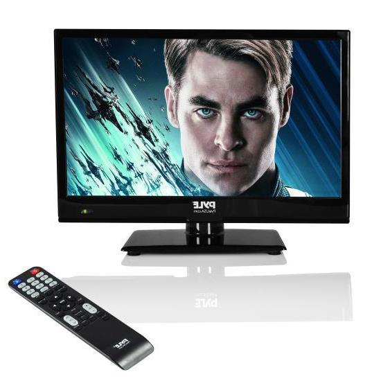 "Pyle 15.6"" TV Screen TV DVD"