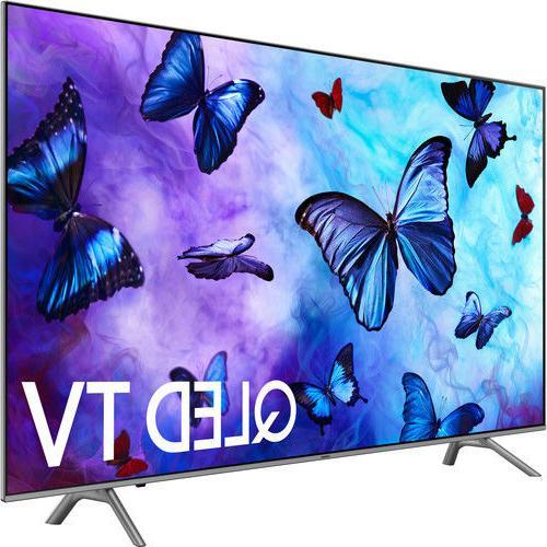 Samsung QLED 4K UHD 6 Series Smart TV 2018