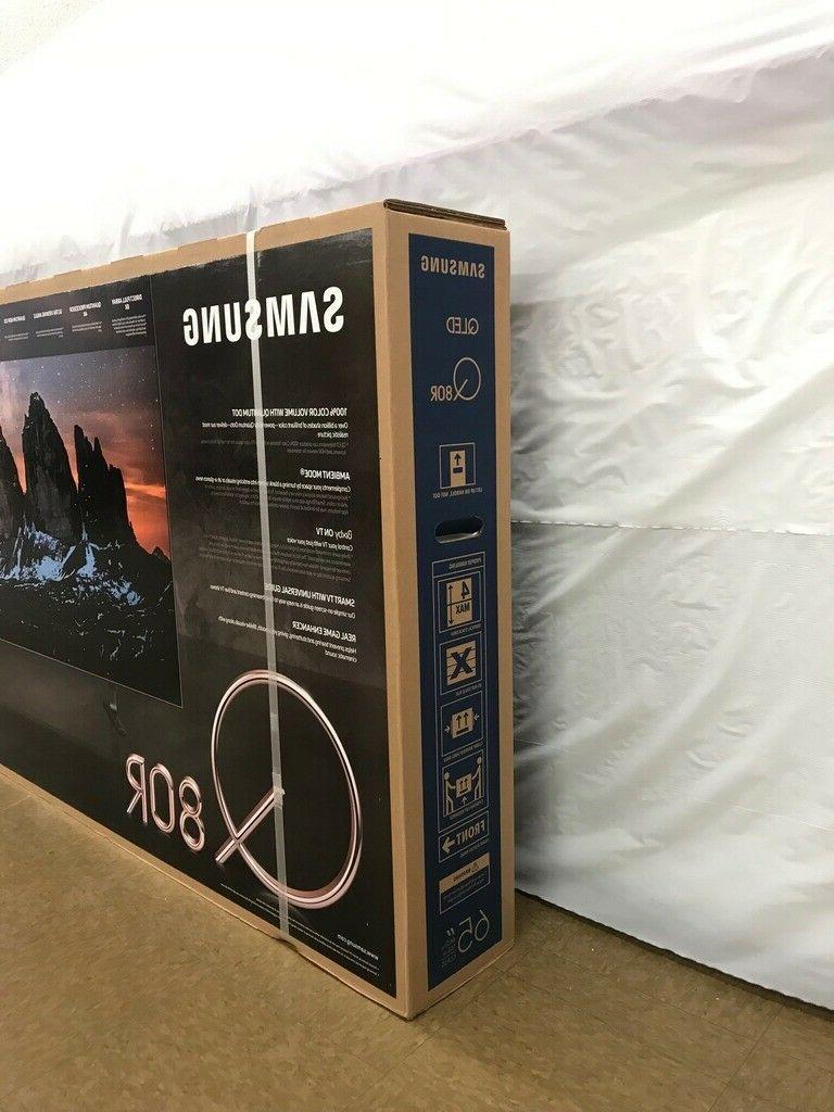 "Samsung QN65Q80R 2019 65"" HD HDR Q LED"