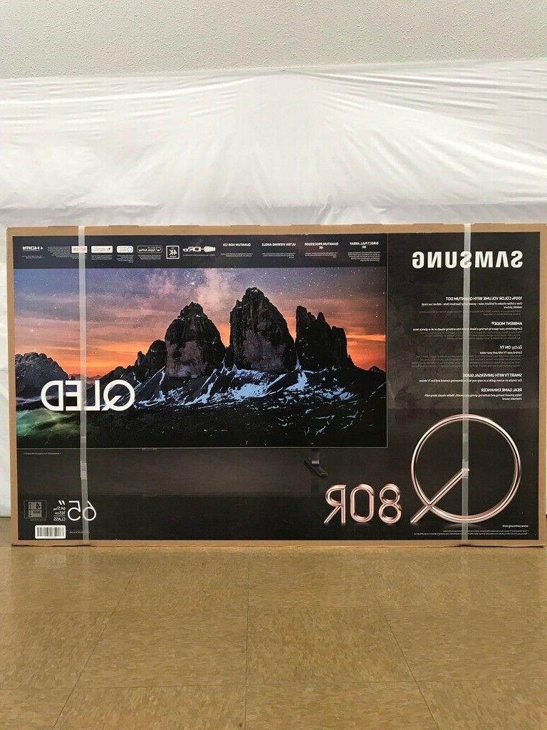 Samsung QN65Q80R 2019 Smart QLED HD Q LED QN65Q80RAFXZA