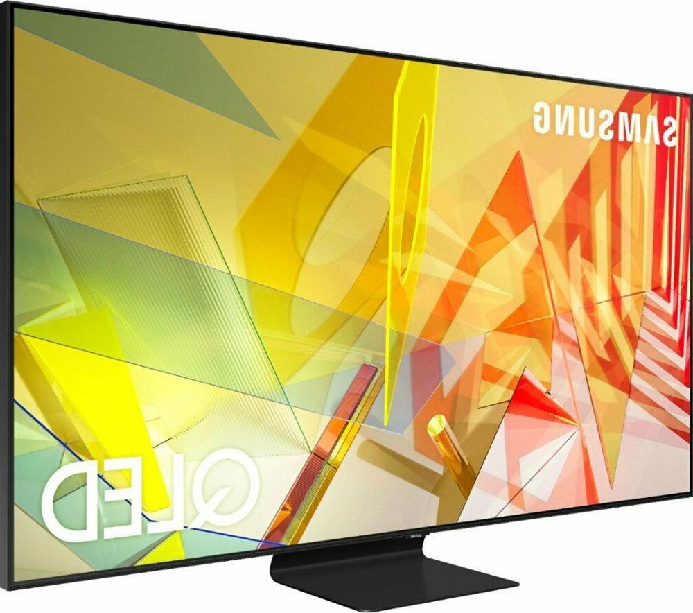 Samsung QLED Flat LED HDTV QN65Q90T