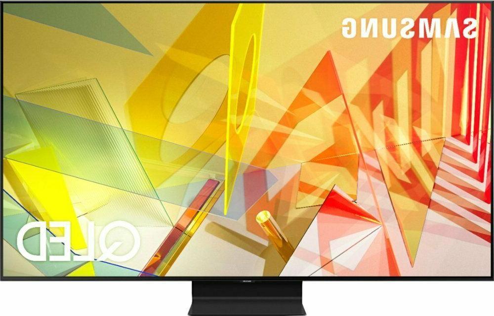 Samsung QN65Q90TAFXZA 4K QLED TV Flat QN65Q90T