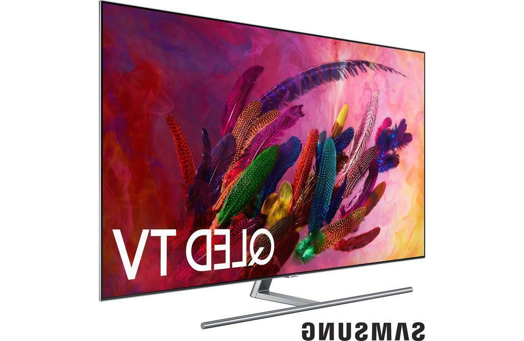 "Samsung QN65Q7FN 2018 65"" Smart Q LED 4K Ultra HD TV with HD"