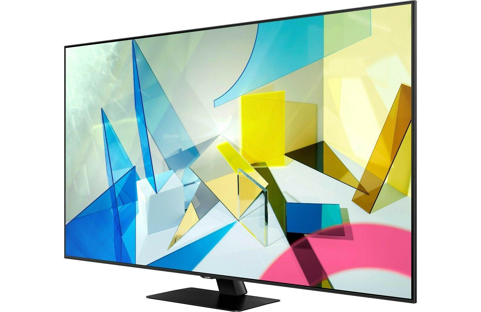 Samsung QN85Q80TAFXZA UHD Smart - QN85Q80T LED 2020