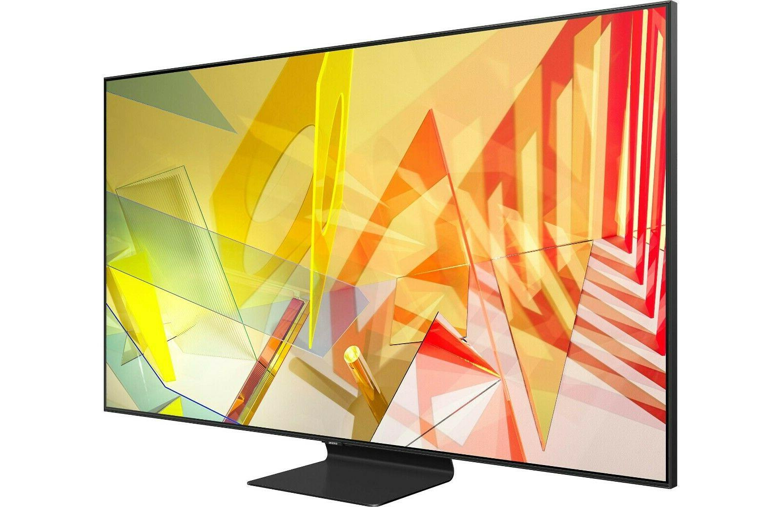 Samsung UHD QLED Smart - 2020