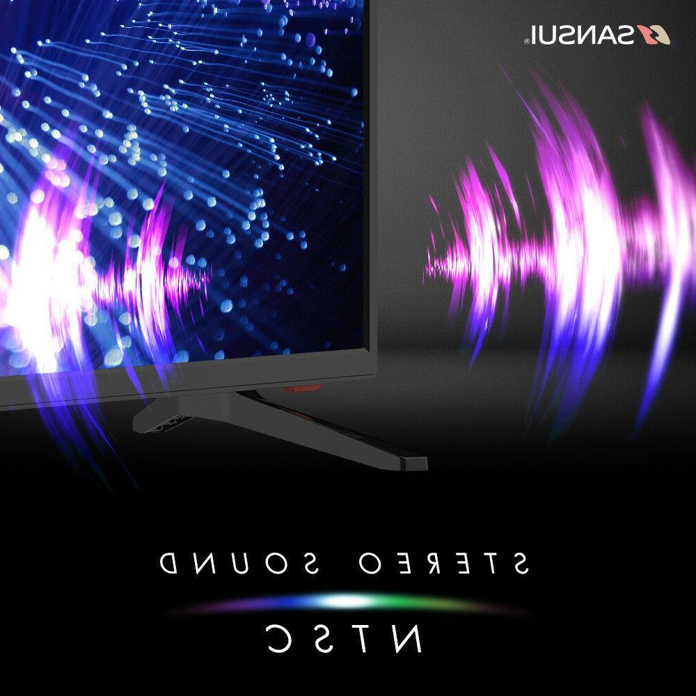 "SANSUI 40"" TV TV Screen HDMI"