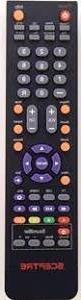 Sceptre LCD/LED HDTV Remote Control-142022370010C
