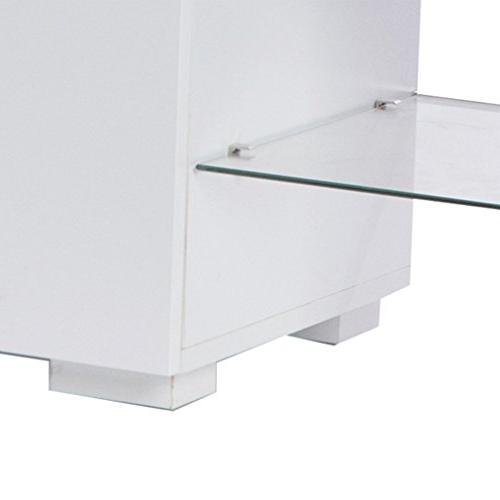 Homgrace TV LED TV Cabinets Decorative Entertainment Center