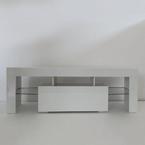 LED TV Cabinets Home Decorative Entertainment Media Console Furniture, Nordic