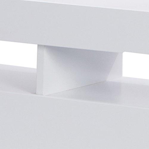 Homgrace LED Decorative Console Furniture,