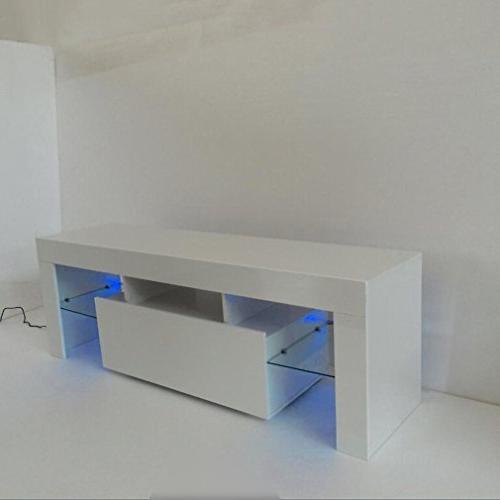 Homgrace TV stand LED Decorative Console Furniture,