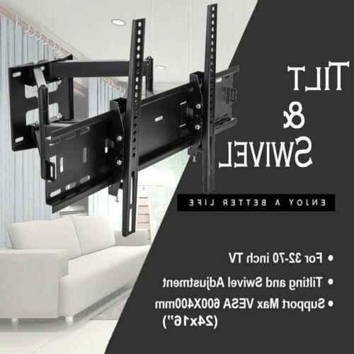 tv wall mount swivel tilt