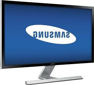"Samsung U28E590D 28"" 16:9 4K UHD LCD Monitor New"