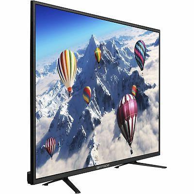 "Sceptre 55"" 4K Ultra LED HDTV Slim Wall Class"