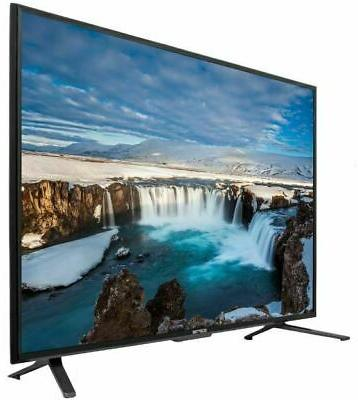 Ultra HD LED Home Entertainment Flat Slim 55 Inch
