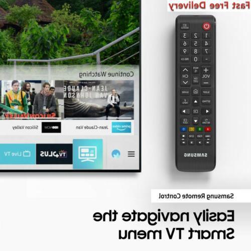 Samsung Flat 4K UHD Smart LED
