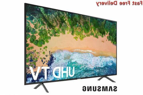 "Samsung UN40NU7100FXZA 40"" 4K UHD Smart LED"