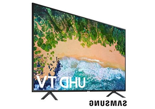Samsung UN50NU7100 4K Series Smart TV 2018