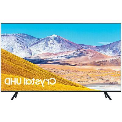 "Samsung UN65TU8000 65"" 4K Ultra HD Smart LED TV"