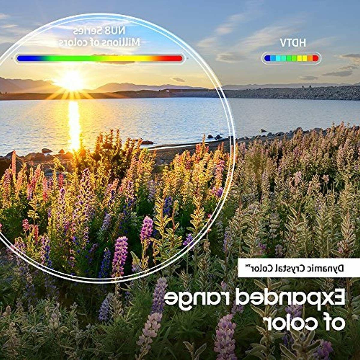 Samsung UN55NU8500FXZA 4K UHD Series Smart