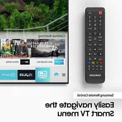 "Samsung UN65NU7300 65"" Curved 4K HDR UHD TV"