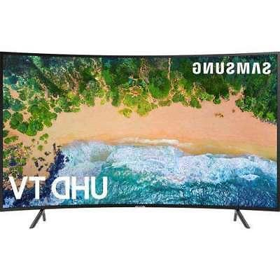 un65nu7300 65 and quot smart curved led