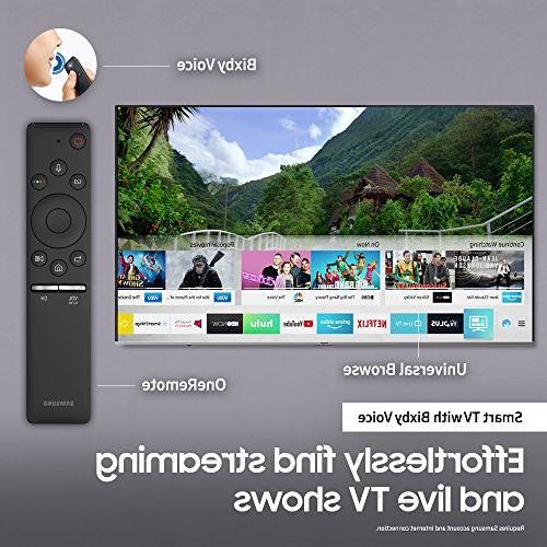 Samsung 4K UHD Smart LED TV