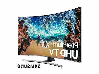 Samsung UN65NU8500 4K UHD 8 Series Smart LED TV