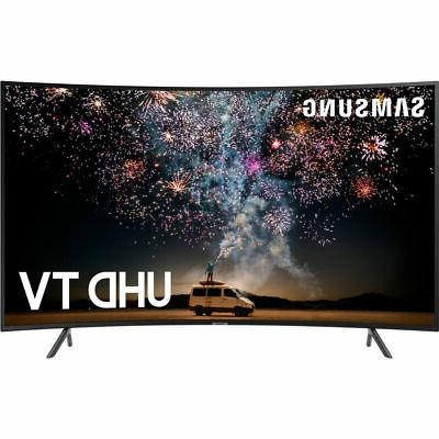 Samsung UN65RU7300 HDR 4K Smart Curved TV