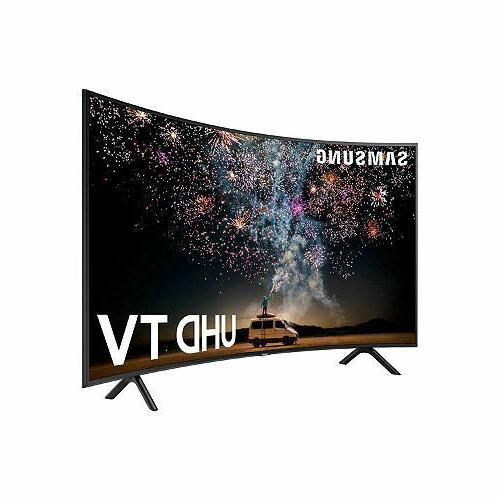 Samsung UN55RU730DFXZA in Series HD Smart TV UN55RU7300