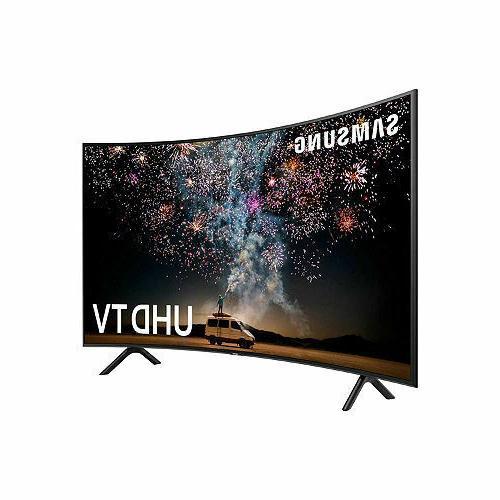Samsung Curved 55 in UHD Series HD Smart TV UN55RU7300