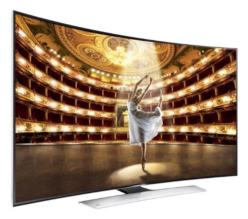 Samsung UN78HU9000 Curved 4K HD 3D TV