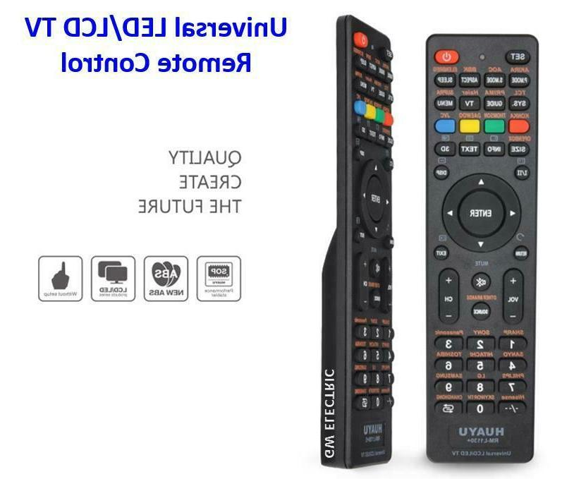 Universal TV Remote Controller For LCD/LED/HD/3D TV,Samsung/