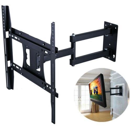Universal Wall Mount, Full Motion, Fixed LED