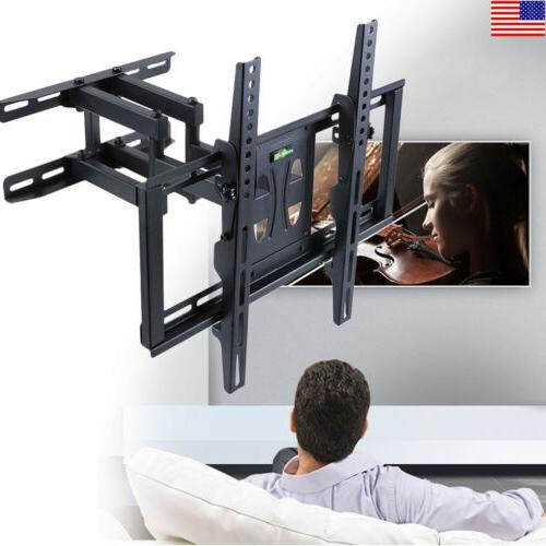 universal tv wall mount full motion swivel