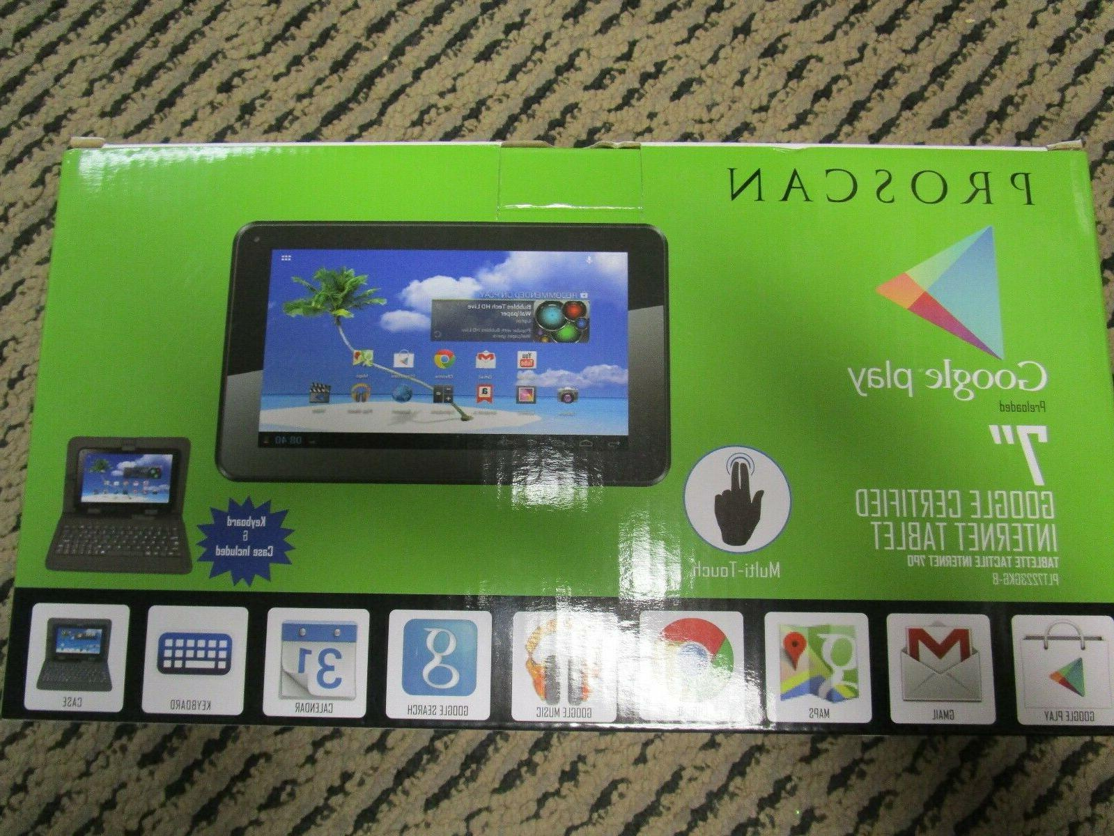 wi fi tablet